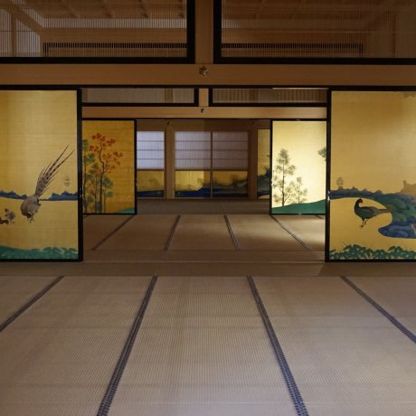 The New Honmaru Goten Palace