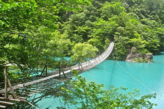 Suspension Bridges of the Sumatakyo