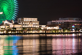 An Evening in Yokohama